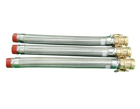 快装式、快速接头金属软管