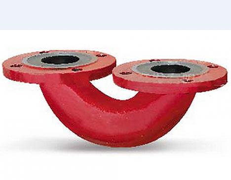 钢衬玻璃管道(U型管)