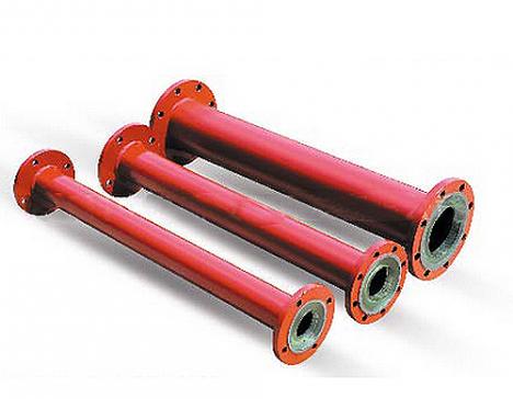 钢衬玻璃管道(直管)
